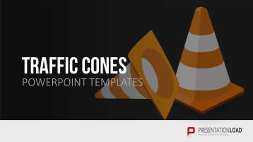 Traffic Cones _https://www.presentationload.com/traffic-cones-1.html