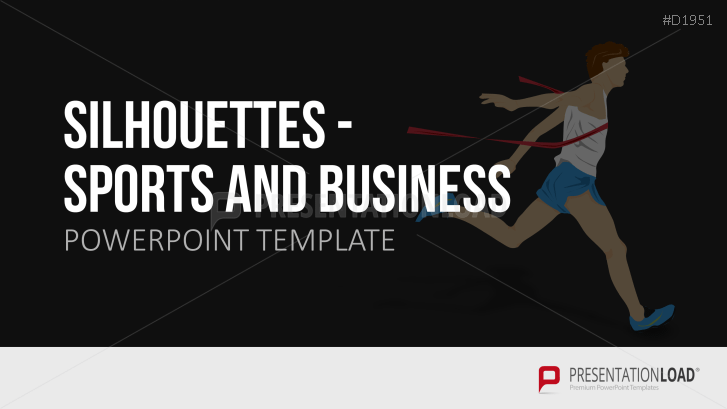 Silhouettes-Sports and Business