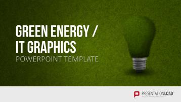 Green Energy - IT Set _https://www.presentationload.de/gruene-energie-it-set.html