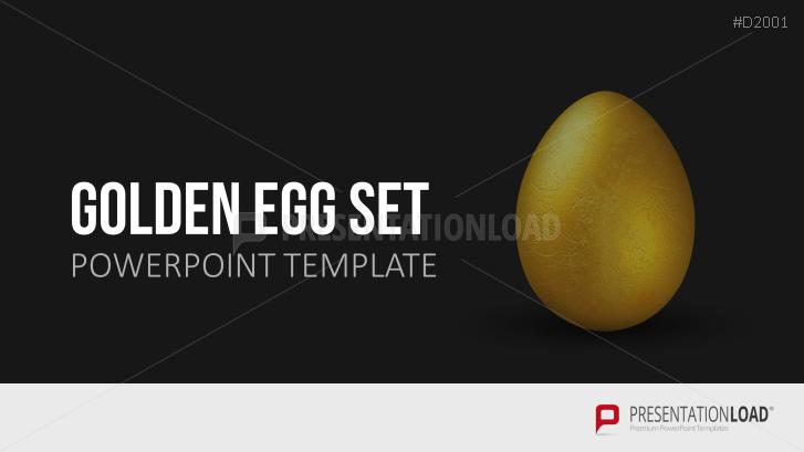 Golden Egg Set