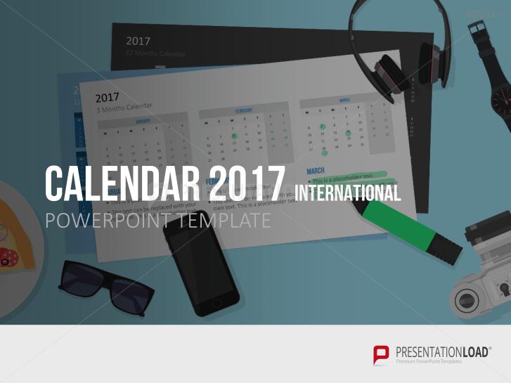 Calendar 2017 _http://www.presentationload.com/calendar-2017.html
