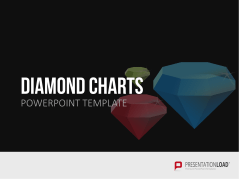 Diamond Charts _https://www.presentationload.com/diamond-charts.html