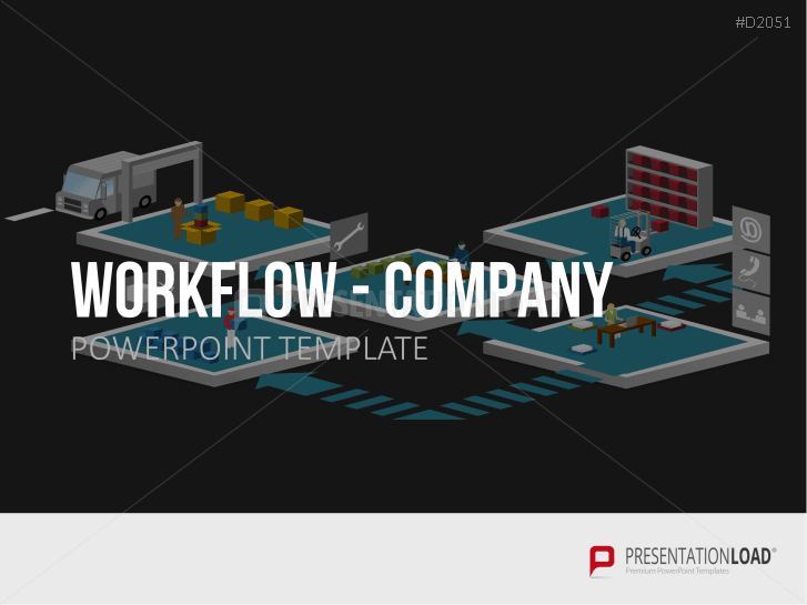 Workflow - Company _https://www.presentationload.com/work-flow-company.html
