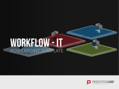 Workflow - IT _http://www.presentationload.de/work-flow-it-set.html