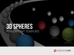 3D Spheres _https://www.presentationload.com/3d-spheres.html