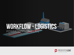 Workflow - Logistik _http://www.presentationload.de/workflow-logistik-set.html