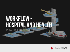 Workflow - Krankenhaus _https://www.presentationload.de/work-flow-klinikset.html