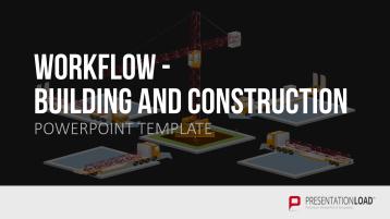 Workflow - Baugewerbe _https://www.presentationload.de/workflow-bau-konstruktions-set.html