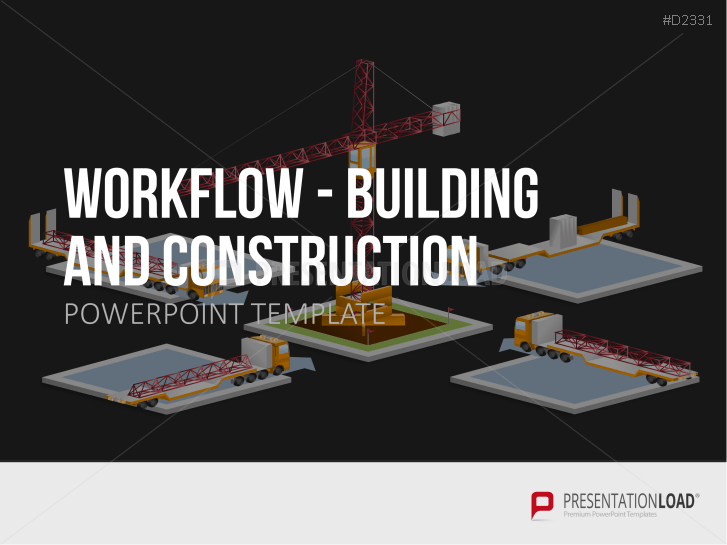 Workflow - Building & Construction _https://www.presentationload.com/construction-work-flow.html