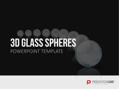 Glass Spheres _http://www.presentationload.com/glass-spheres.html