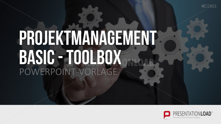 Projektmanagement Basic Toolbox