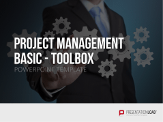 Project Management Basic Toolbox _http://www.presentationload.com/project-management-basic-toolbox.html