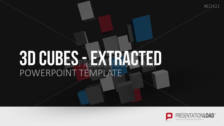 Extracción de cubos tridimensionales