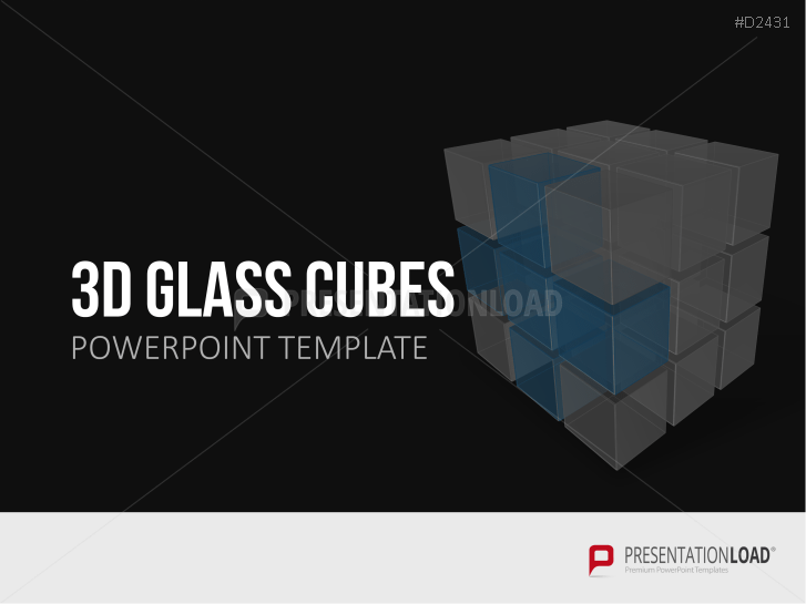 3D Glass Cubes _https://www.presentationload.com/3d-glass-cubes-1.html