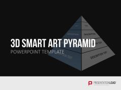 Pyramides 3D avec texte _https://www.presentationload.fr/pyramides-de-texte-en-3d-1.html