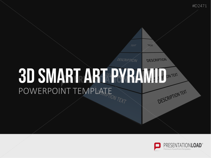 Pirámides con texto tridimensionales _https://www.presentationload.es/3d-pir-mides-con-texto-1.html