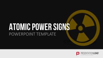 Nuclear Power - Warnzeichen _https://www.presentationload.de/branchen/energie/Nuclear-Power-Warnzeichen.html