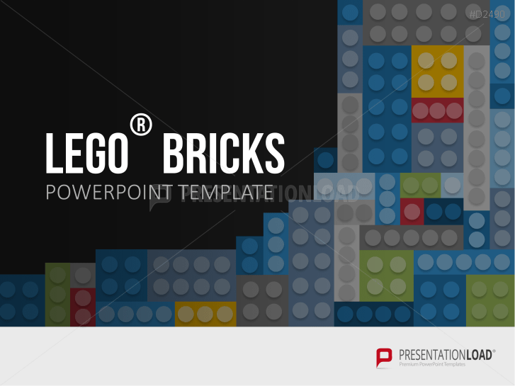 LEGO Bricks _http://www.presentationload.com/3d-lego-blocks.html