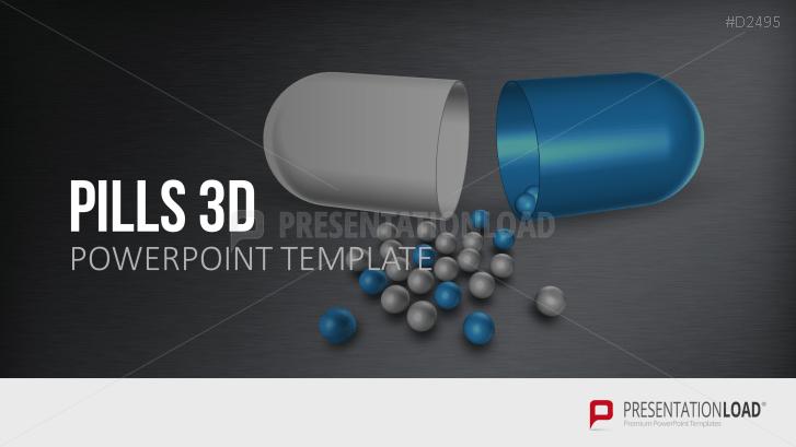 Pills 3D