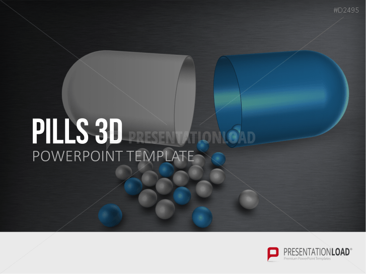 Pills 3D _https://www.presentationload.de/pillen-3d.html