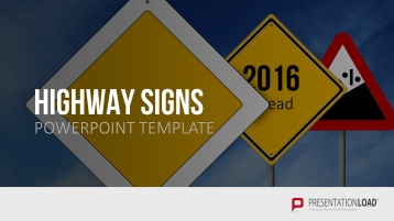 Highway Signs _https://www.presentationload.com/highway-signs.html