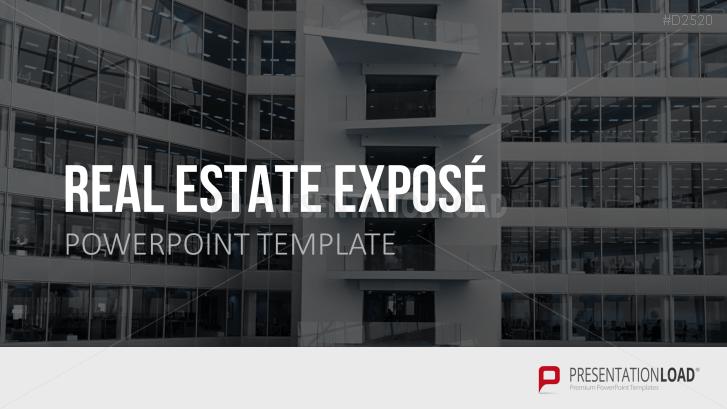 PresentationLoad Plantillas para ofertas inmobiliarias