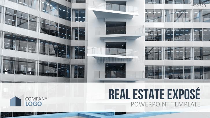 Presentationload Real Estate Expos Templates