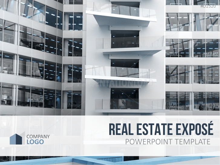 PresentationLoad | Real Estate Exposé templates