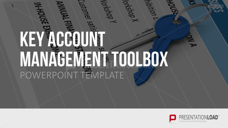 Key Account Management Toolbox