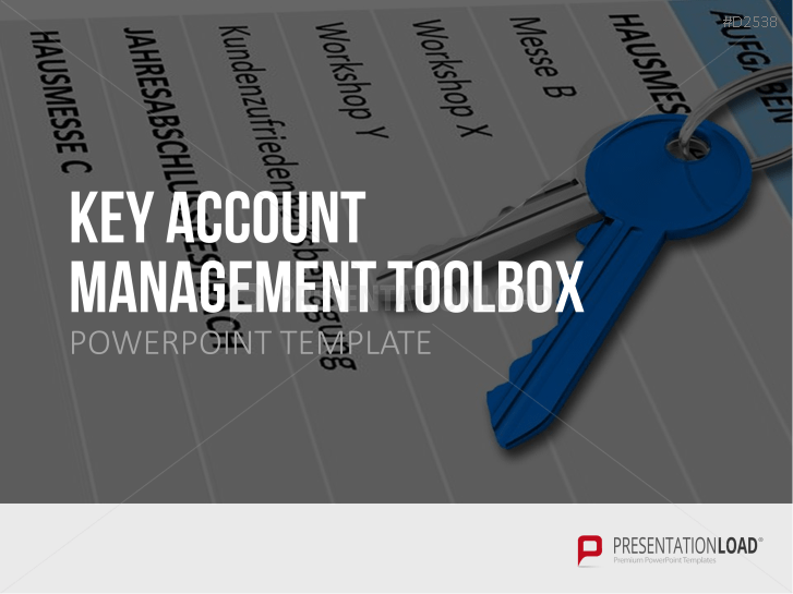 Key Account Management Toolbox _https://www.presentationload.com/key-account-management-kam-toolbox.html