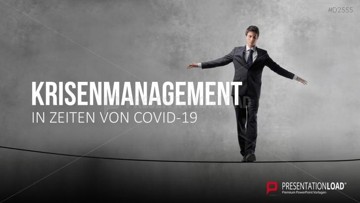 Krisenmanagement in Zeiten von COVID-19