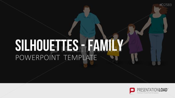 Silhouettes - Family
