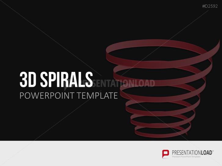 3D Spiralen _https://www.presentationload.de/spiralen-3d.html