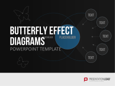 Butterfly Effect Diagrams _https://www.presentationload.com/butterfly-effect-diagrams.html