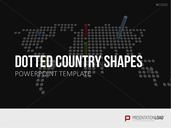 Formes de pays en pointillés _https://www.presentationload.fr/dotted-country-shapes-1.html
