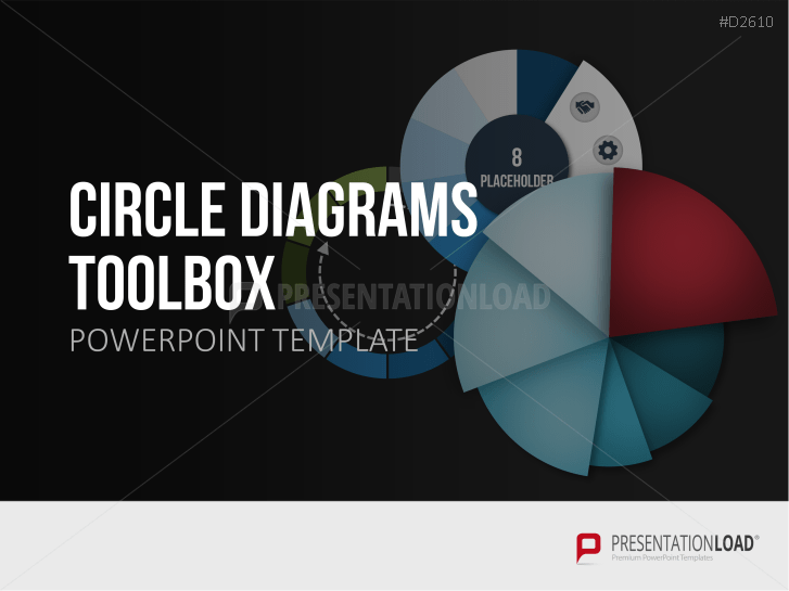 Circle Diagrams - Toolbox _https://www.presentationload.com/circle-diagrams-segments.html