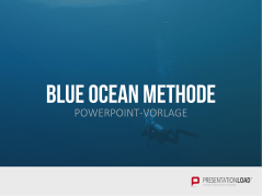 Blue Ocean Methode _https://www.presentationload.de/blue-ocean-vorlage.html