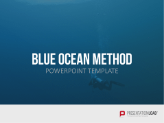 Blue Ocean Method _https://www.presentationload.com/blue-ocean-template.html