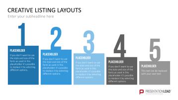 Creative Lists 1 _https://www.presentationload.com/creative-listing-layouts-1.html