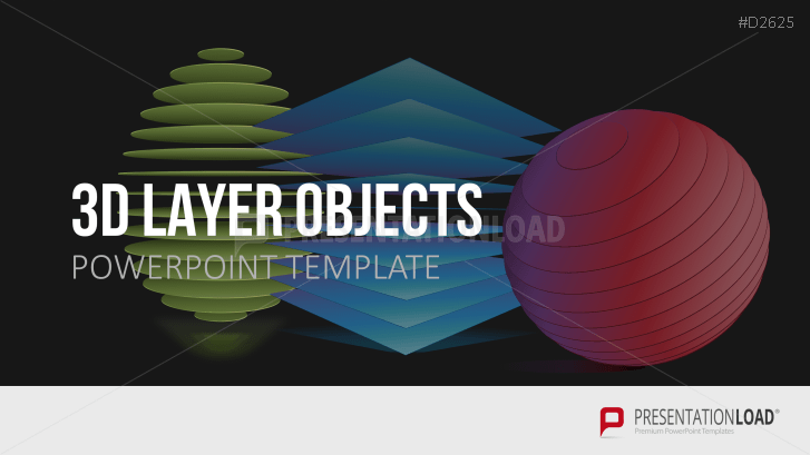 3D Layer Objects