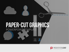 Gráficos con recortes de papel _https://www.presentationload.es/paper-cut-graphics-1.html
