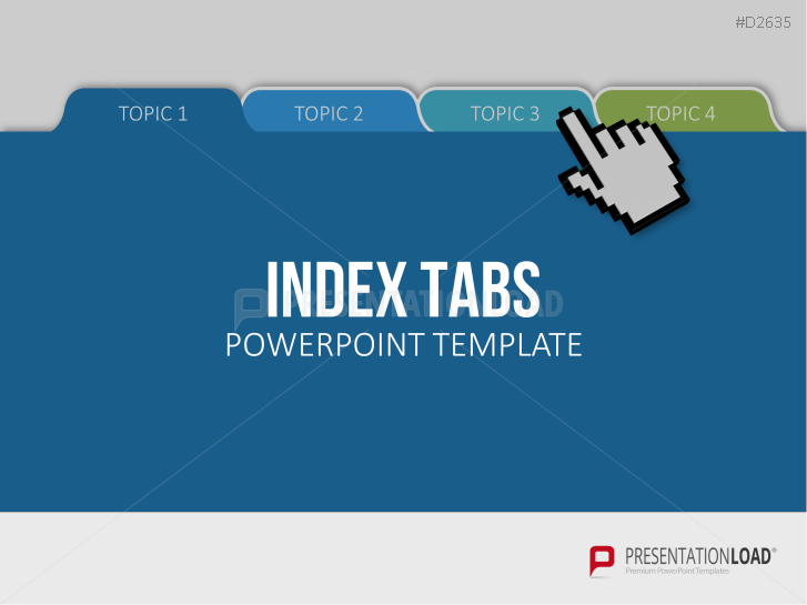 Index Tabs for PowerPoint _http://www.presentationload.com/index-tabs.html