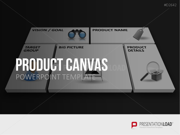 Product Canvas _https://www.presentationload.fr/produit-toile-modele.html