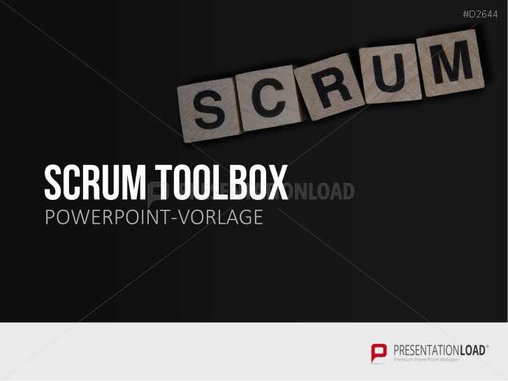 Scrum - Toolbox _https://www.presentationload.de/scrum-toolbox-powerpoint-vorlage.html