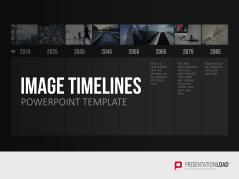 Zeitstrahl mit Bildern (Timelines) _https://www.presentationload.de/powerpoint-bilder-zeitstrahl.html