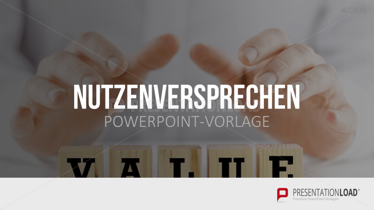 Nutzenversprechen (Value Proposition)