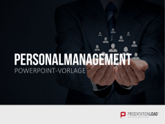 Personalmanagement (HRM) _https://www.presentationload.de/human-resource-management-hrm-modelle-powerpoint-vorlage.html