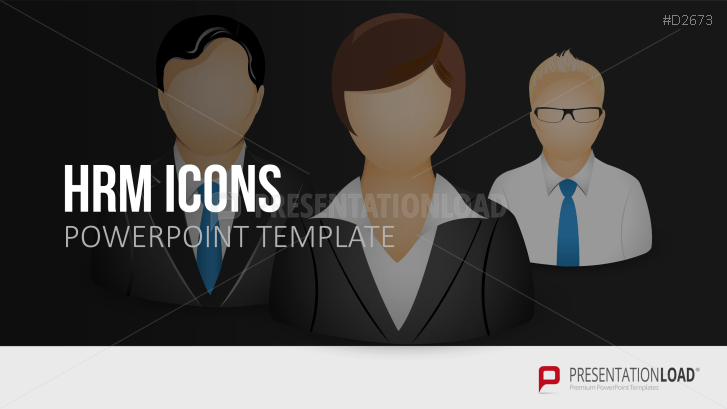 Human resource management hrm powerpoint template human resource management icons toneelgroepblik Images