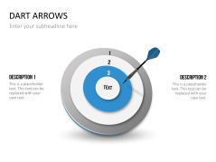 Dart, Arrows and Targets _https://www.presentationload.com/darts-arrows-targets.html