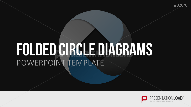Circle Diagrams Folded